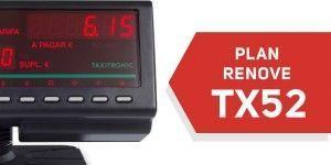 Promocion renove TX52 por TX30