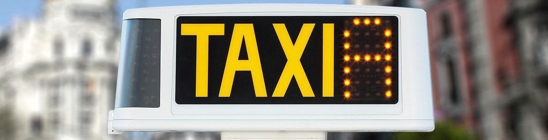 Luminoso taxi TL70 barcelona