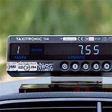 Taximetro TX40 Barcelona