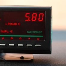 Taximetro TX52
